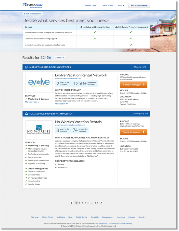PRN23 730x944 US holiday rentals site HomeAway launches new payment model to attract more customers