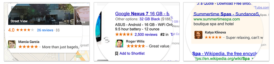 Screen Shot 2013 10 11 at 15.04.02 Google can use your name and photo alongside online ads, according to its new terms of service
