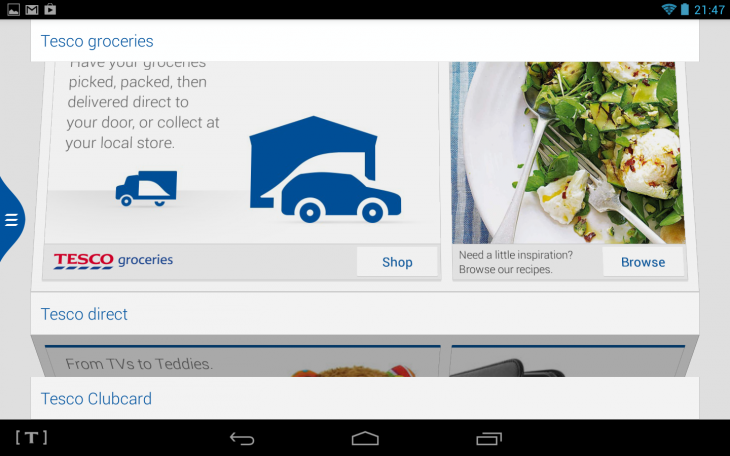 Screenshot 2013 10 02 21 47 02 730x456 Hudl: With Tescos tablet, you get a lot of bang for your buck
