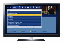 SkySearch 220x156 Sky is now rolling out enhanced search for your Sky+ HD box