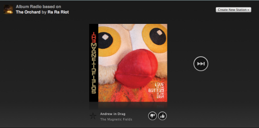 Spotify music discover 520x257 What happened when I let apps rule my life for a day