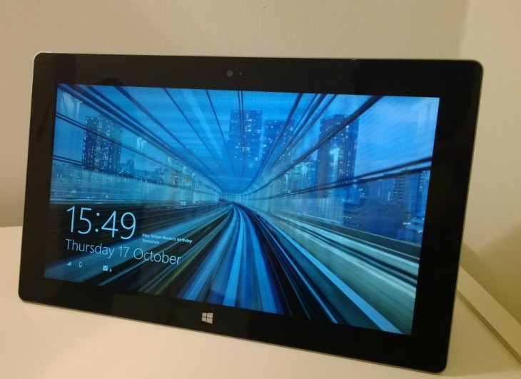 Surface 2 730x531 The Surface 2 and Lumia 2520 are nice tablets, but not nice enough to save Windows RT