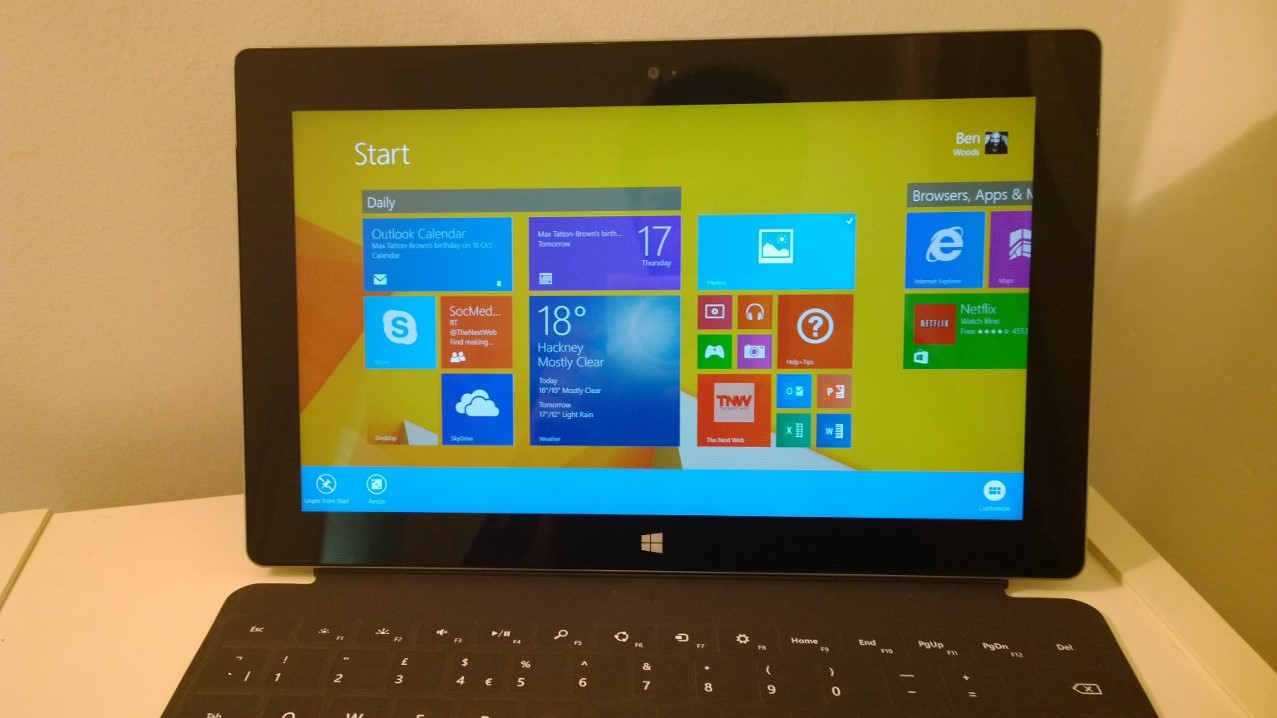 WP 20131017 15 50 35 Pro Microsoft Surface 2 review: The tablet that needs to convince the world it deserves to exist