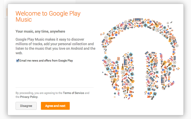 allaccess1 An in depth guide to Google Play Music All Access