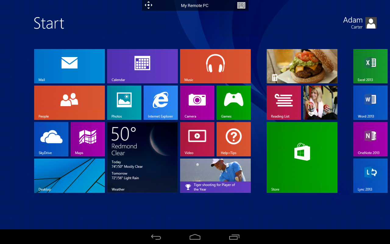 Microsoft launches remote desktop app for android and ios for Latest windows for pc