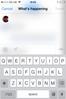 b2 220x330 Tweet7: A clean, no fuss iPhone Twitter client built with iOS 7 in mind