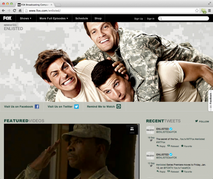 dijitreminder foxenlisted 730x614 Dijit rolls out website Reminder Buttons as part of its B2B strategy, partners with 11 TV networks