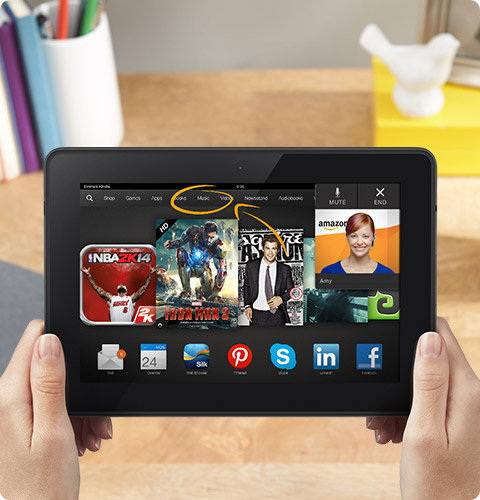 feature cs. V357418975  Amazons new Kindle Fire HDX tablets go on sale in Canada, as pre orders open in the UK
