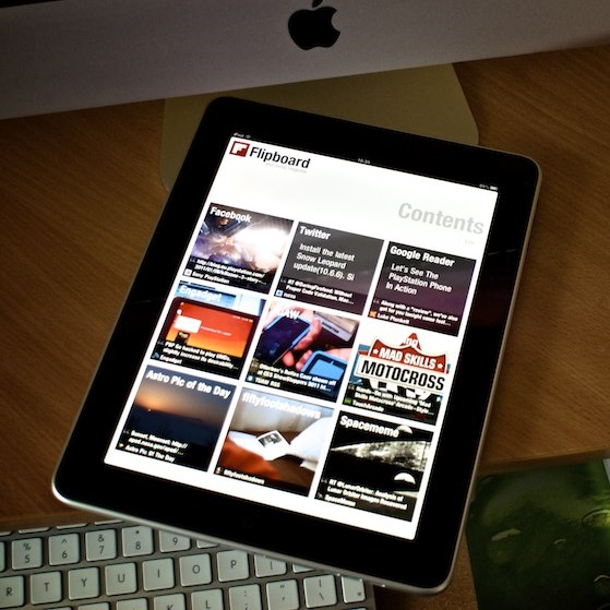 flipboard crop Flipboard lands Time Inc deal to bring Time, Fortune, People and InStyle to its social reader app