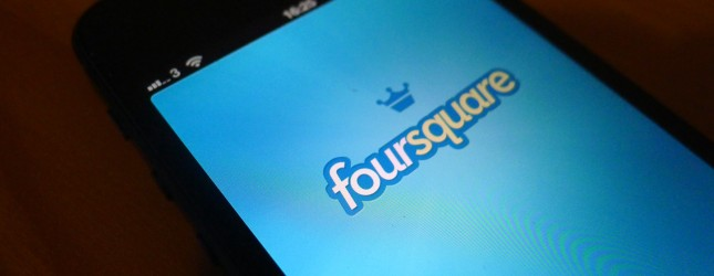 foursquare 645x250 Who needs coffee while theyre sleeping? Why companies need to embrace location based marketing