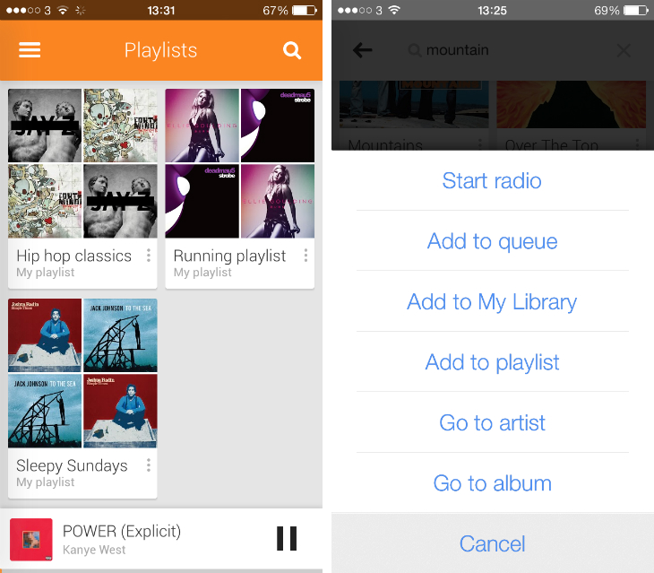 gmusicplaylists An in depth guide to Google Play Music All Access