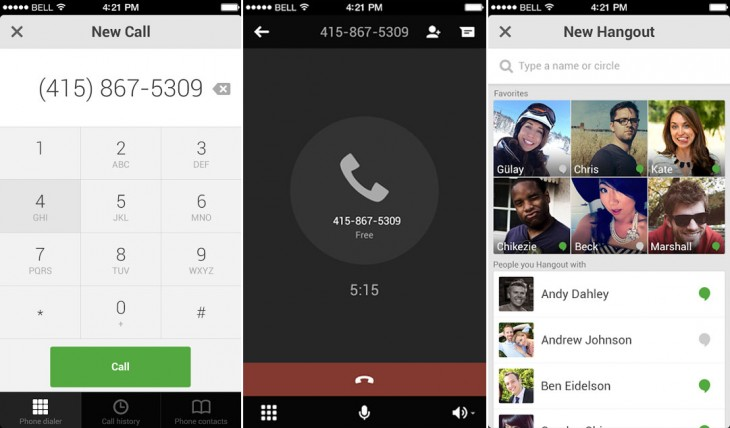 googlehangouts 730x428 After missing out on WhatsApp, what does Google do next?