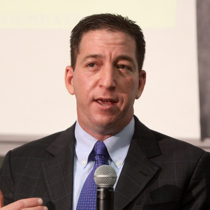 greenwald crop 730x730 Guardian journalist Glenn Greenwald is taking to Reddit to answer questions about NSA files