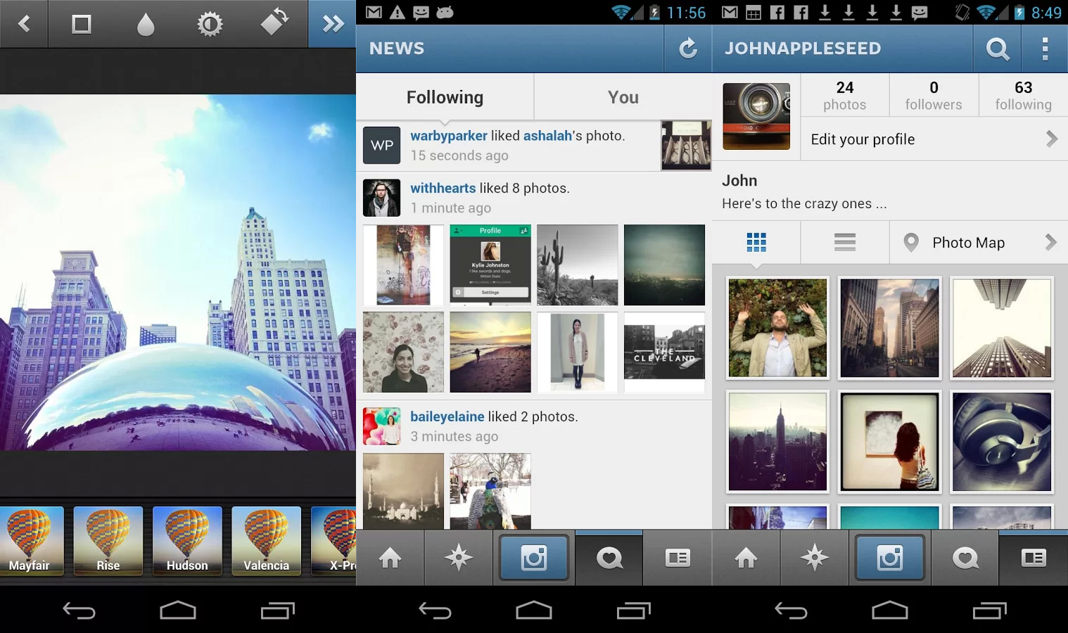 Instagram gets sound and data usage controls for videos on Android and ...