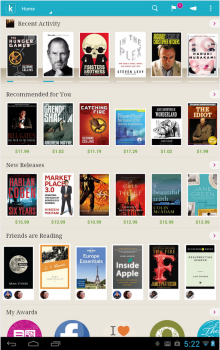 kobo 220x350 20 of the best ways to buy ebooks, digital comics and etextbooks
