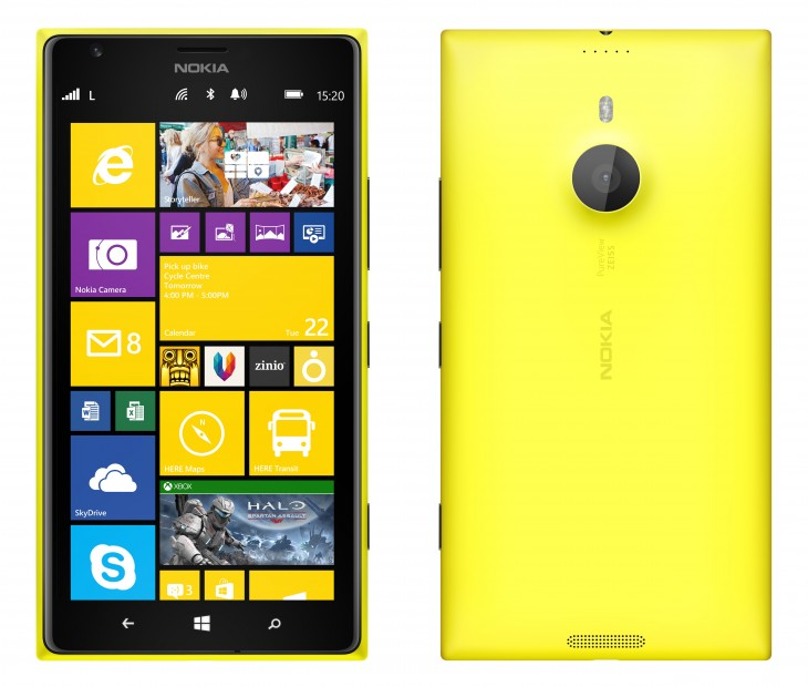nokia lumia 1520 730x620 Everything announced at Nokia World 2013 in one handy list