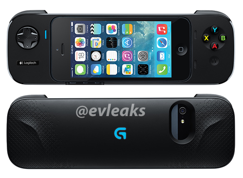 powershell Trademark filing suggests Logitechs leaked iPhone gamepad is real and will be called Powershell