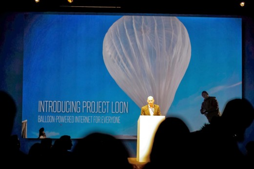 project loon launch event by google 520x346 October in Latin America: All the tech news you shouldn't miss from the past month