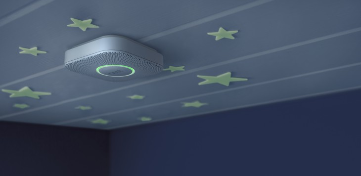 protect night time1 730x356 The father of the iPod explains how his company Nest is using tech to make your home conscious