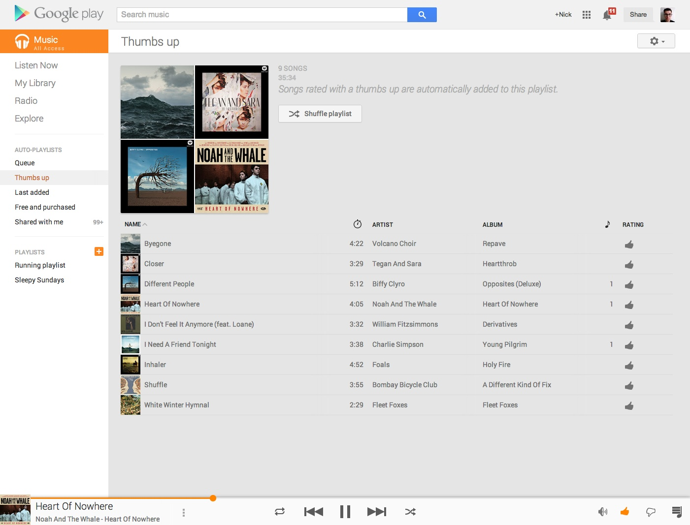resource 11 An in depth guide to Google Play Music All Access