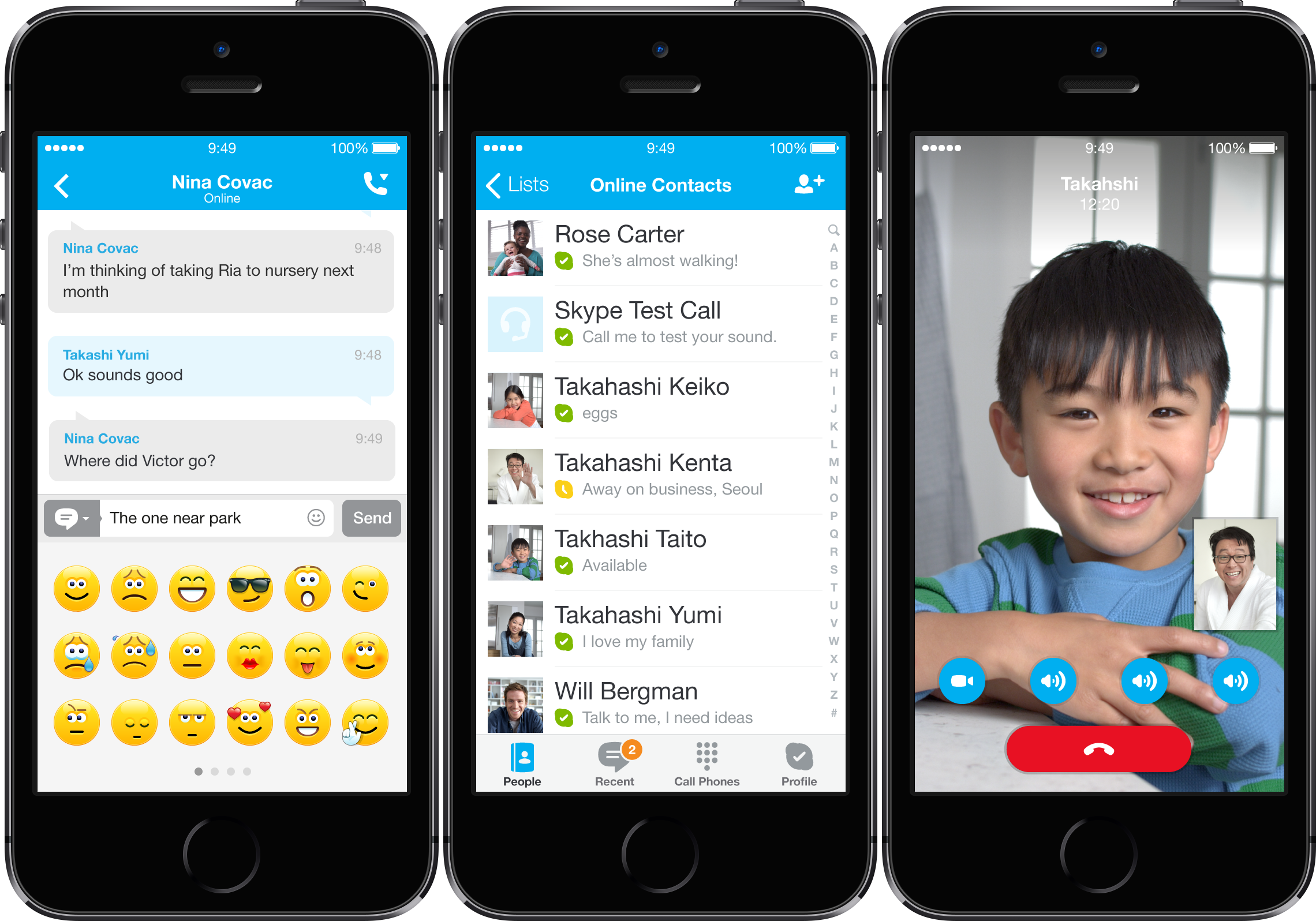 how to join calls in new skype