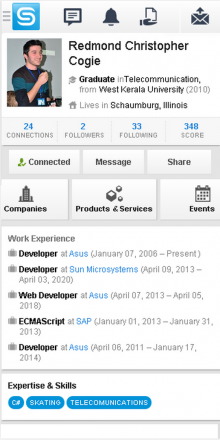 solaborate android1 220x440 Social collaboration service Solaborate launches a public beta and an Android app