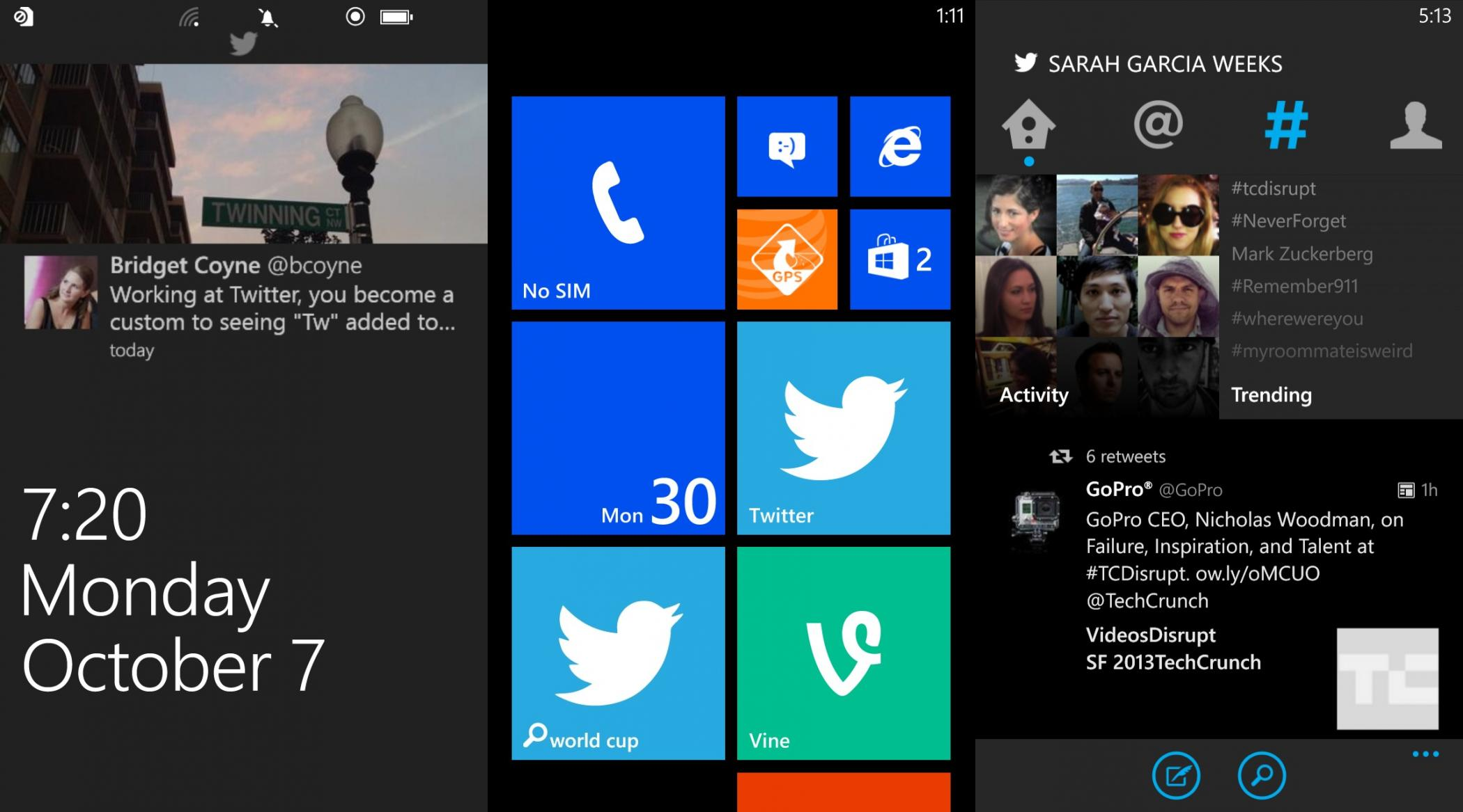 Twitter for windows phone gets notifications for favorite for I need new windows for my house