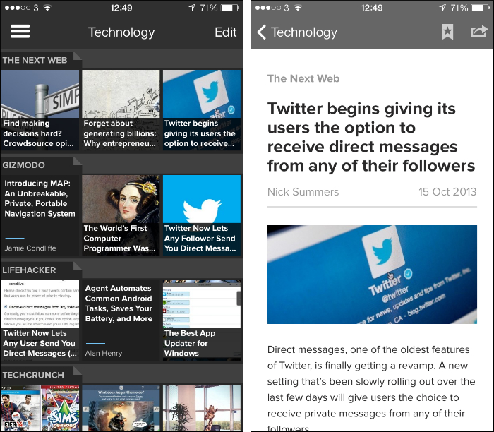 zite1 10 must have iPhone apps for keeping on top of the news