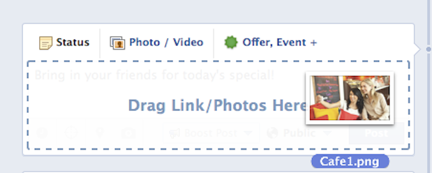 Facebook updates Page Composer with multi-image uploads and post scheduling cut down from 12 to four steps