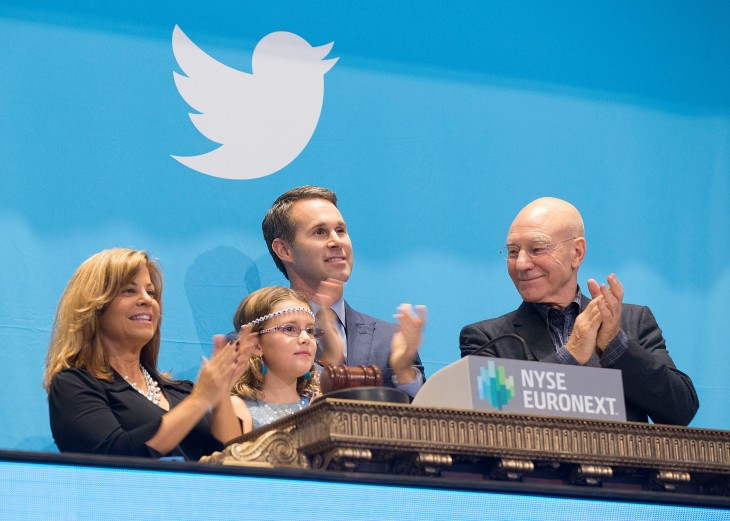 BEN 2723 730x521 In pictures: Twitter kicks off its IPO on the New York Stock Exchange