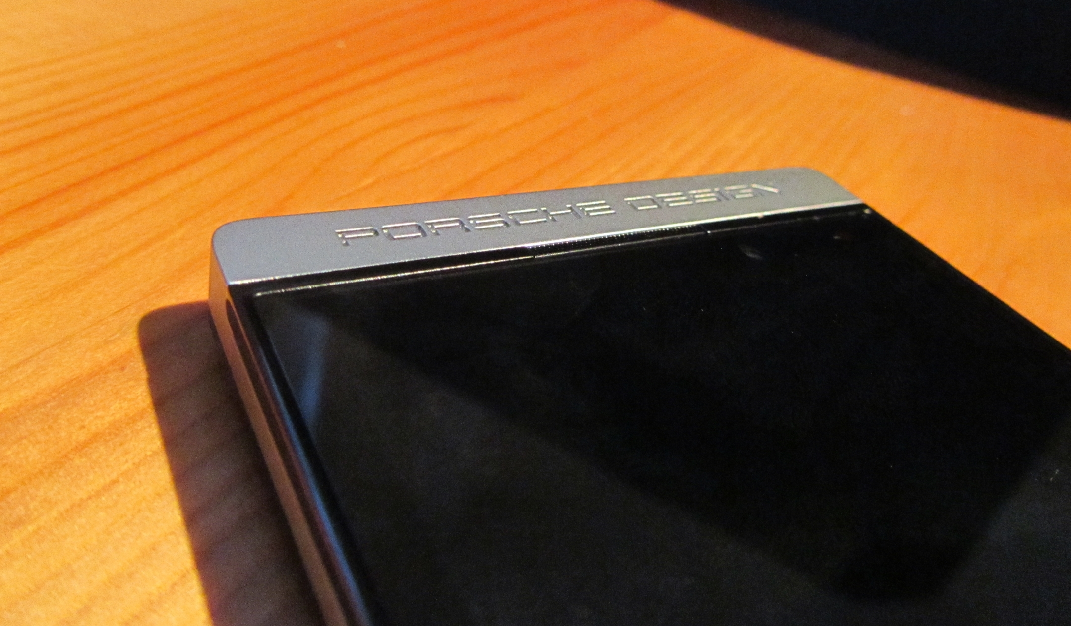 Hands-on with BlackBerry's $2,300 Porsche Design P'9982 smartphone: Where's the added value?