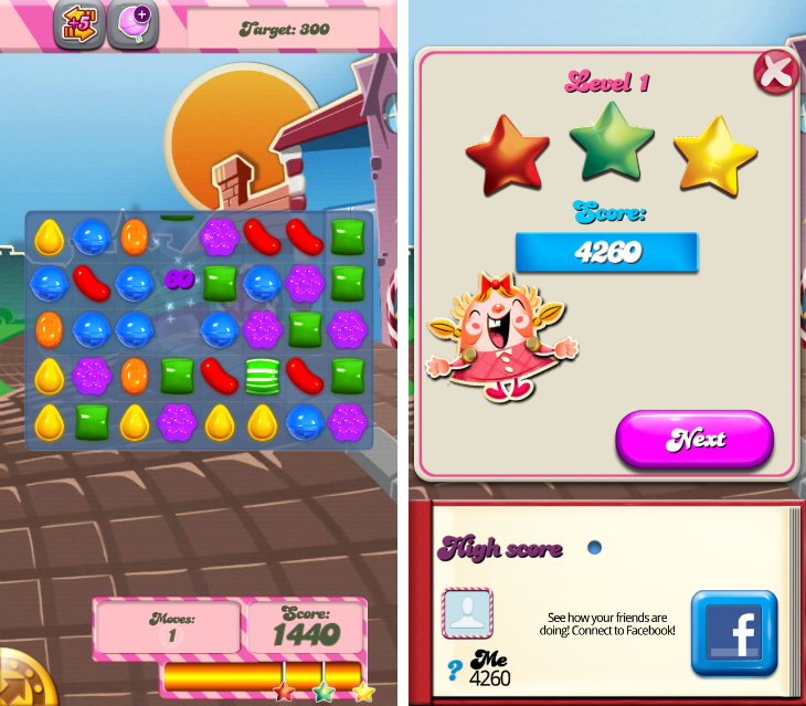 Candy King co founder Thomas Hartwig talks about the delicate balancing act for free to play games