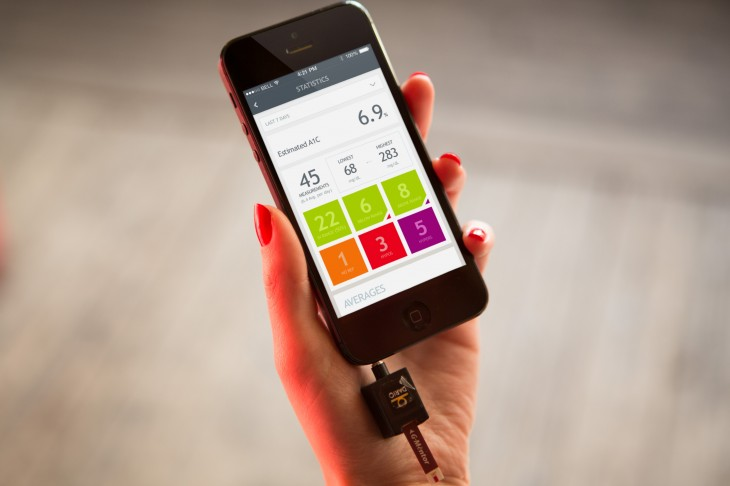 Dario app 730x486 Dario is a new platform that lets you manage your diabetes from an iOS device