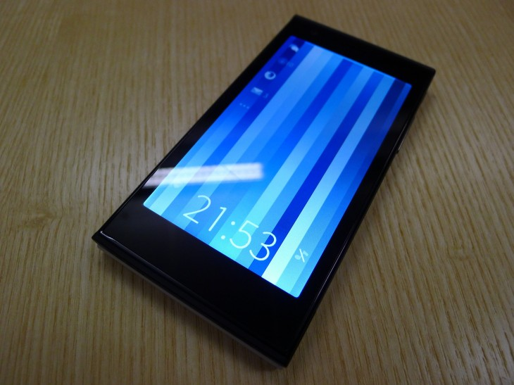 Jolla2 730x547 Jolla hands on: A closer look at the first Sailfish OS powered smartphone