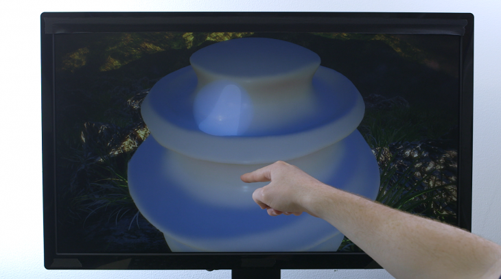 Leap Motion Freeform 2