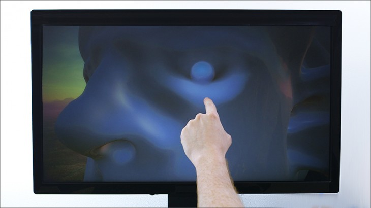Leap Motion Freeform