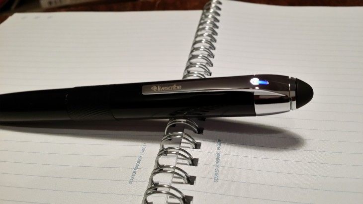 Livescribe3 8 730x410 Livescribe 3 review: A truly smart pen, but a demanding one too