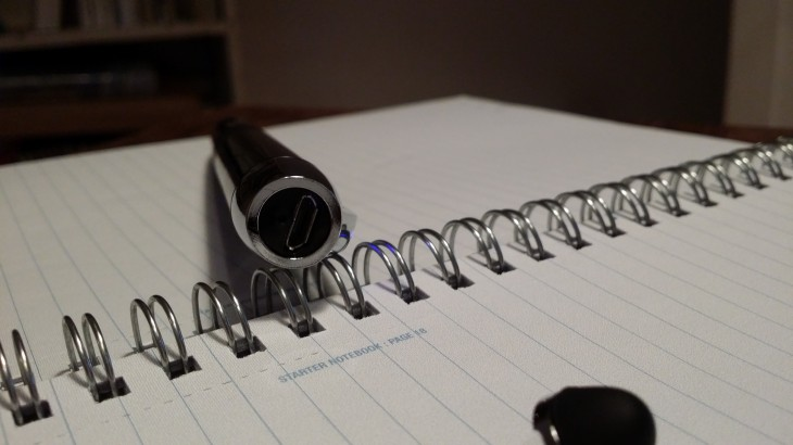 Livescribe3 9 730x410 Livescribe 3 review: A truly smart pen, but a demanding one too