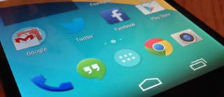 Nexus 5 view