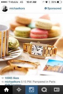 Nitro 220x330 Instagrams first ad generated 370% more likes for Michael Kors, says Nitrogram