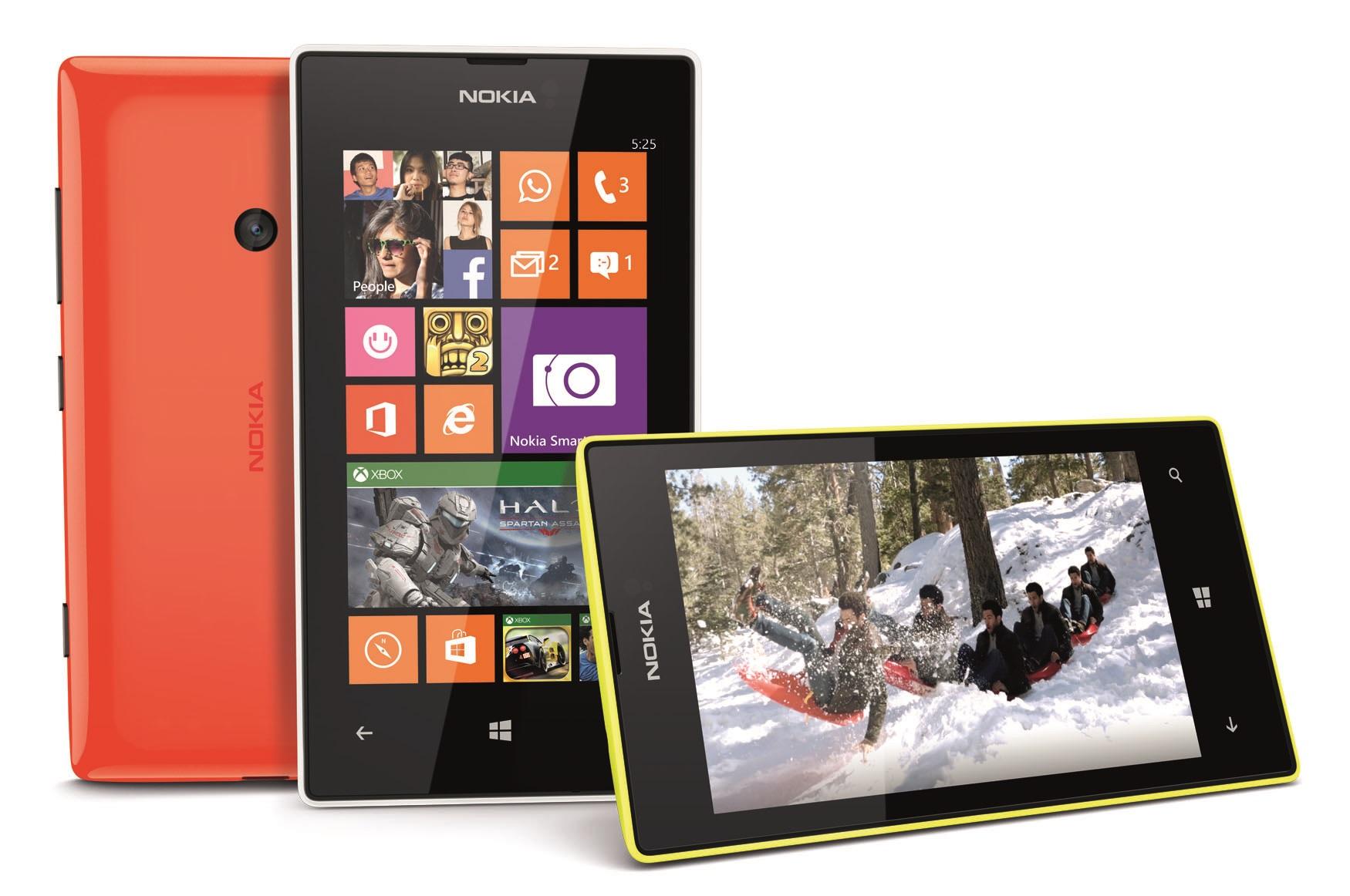 Nokia Lumia 525 image 1