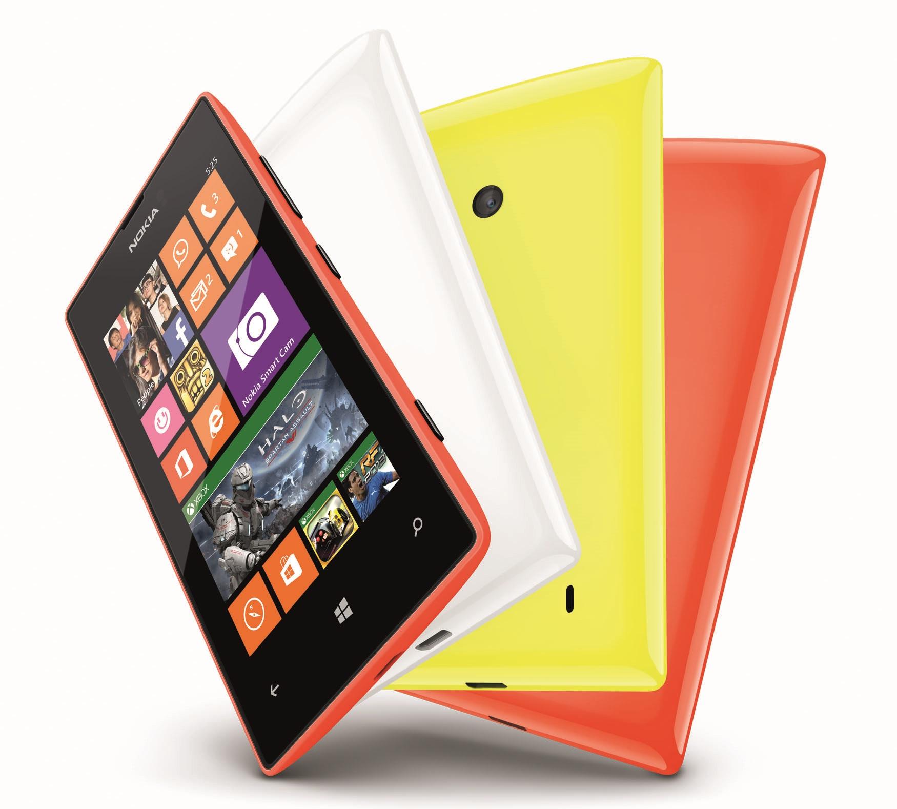 Nokia Lumia 525 image 3