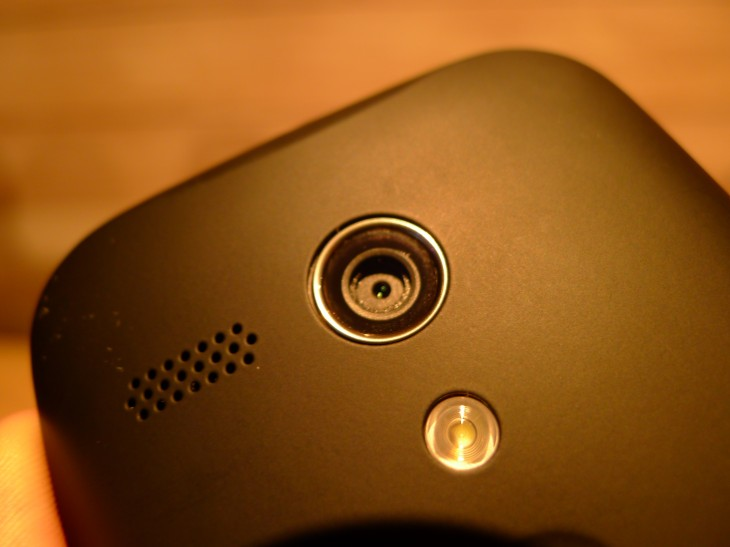 P1040579 730x547 Moto G hands on: Motorola ignores low end smartphone expectations with this stylish sub $200 handset