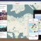 Place Pins All 60x60 Pinterest moves into travel after launching new tools to help users plan trips