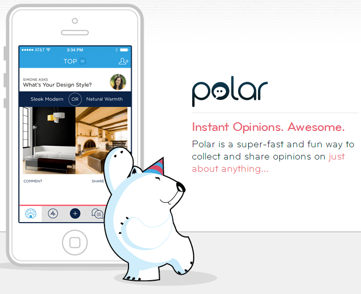 PolarB1 The best polling apps on the Web