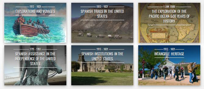 Screenshot 17 Google celebrates Spanish influence on the US with 7 new digital exhibitions