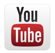 YouTube logo stacked white Google rolls out updates to YouTubes commenting platform to combat rise in spam