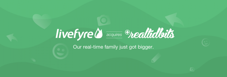 banner real flat1 730x250 Livefyre acquires Realtidbits to bring an analytics offering to its real time social software