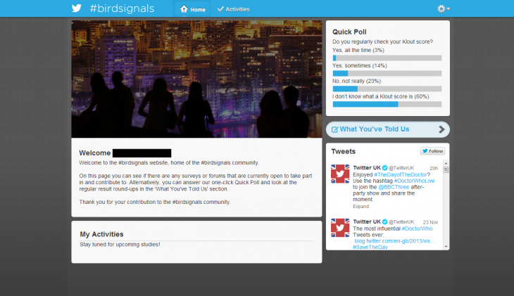 birdsignals2 730x421 Twitter introduces #Birdsignals, a research community to solicit feedback from UK based users