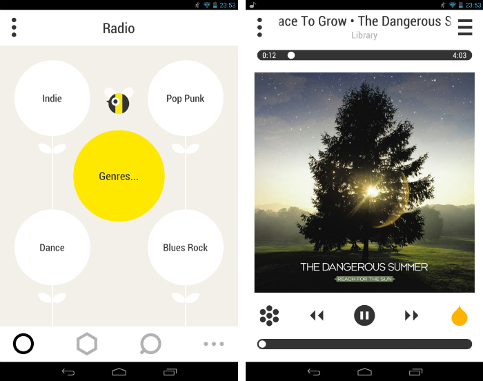 30 Of The Most Beautiful And Well Designed Android Apps